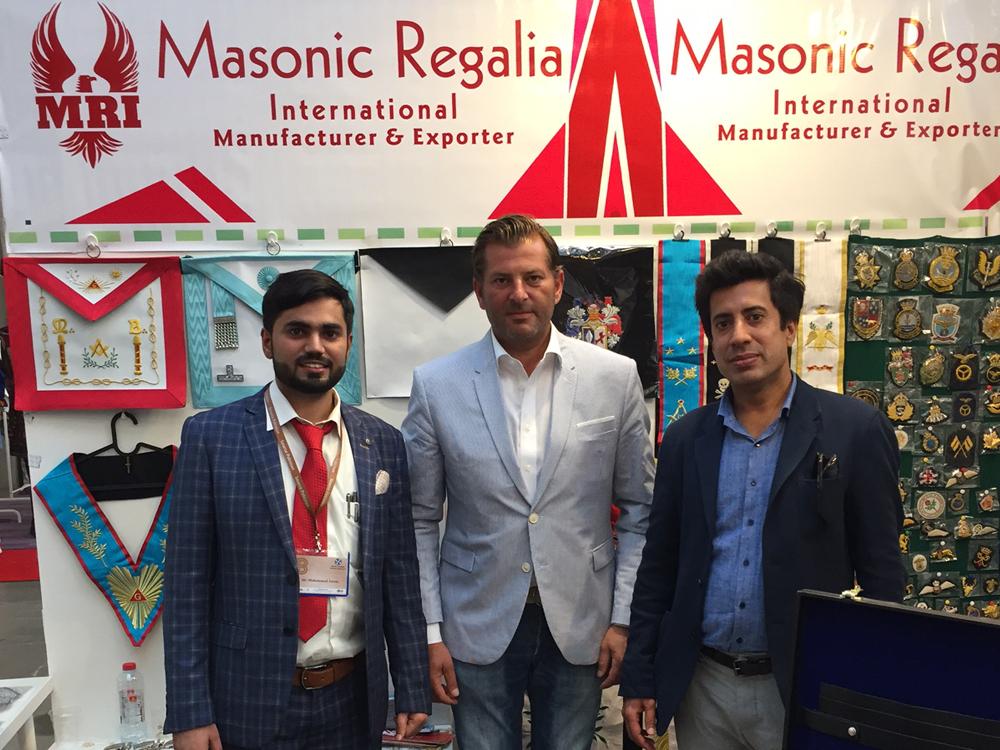Exhibitions | Masonic Regalia International